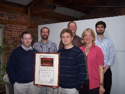 Market Research Firm Holding Award